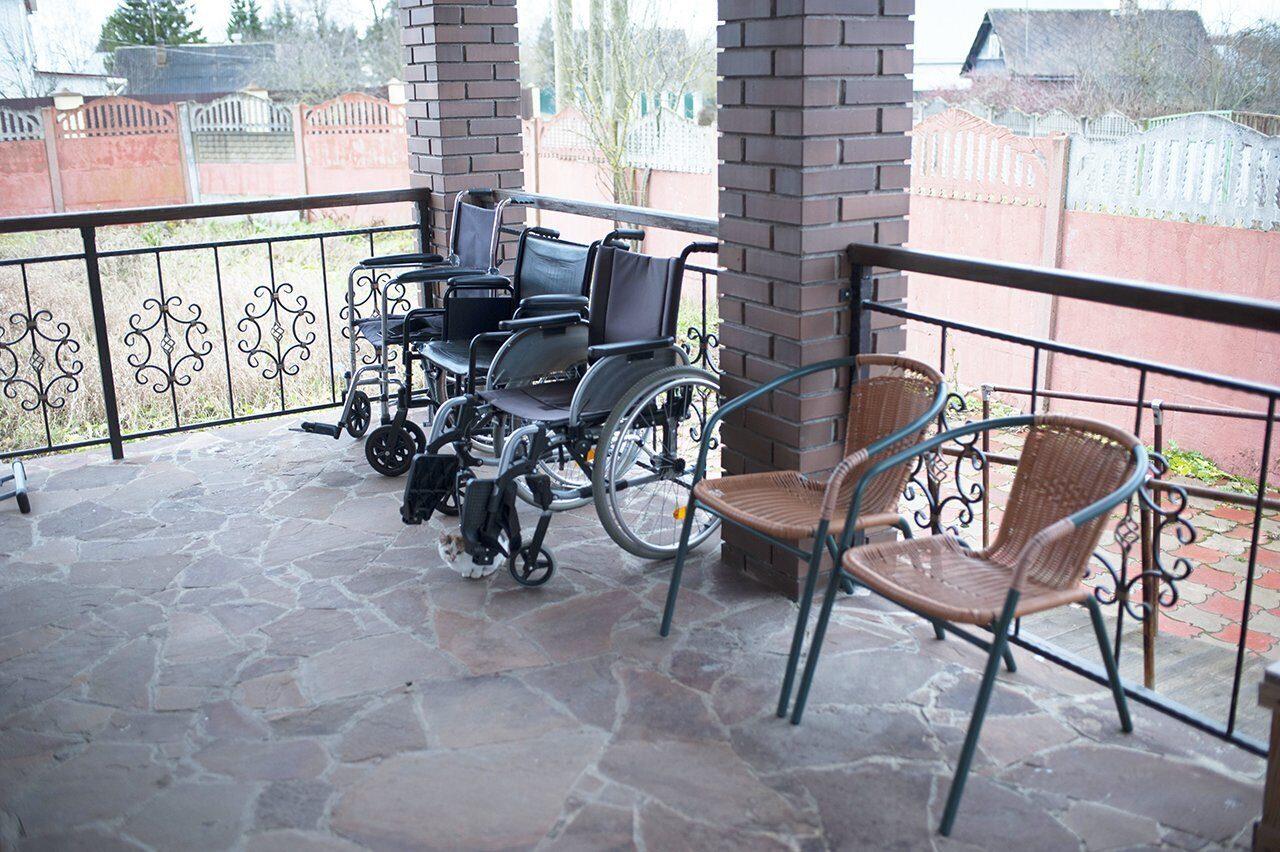 Пансионат для молодых инвалидов
